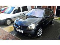 Renault clio 1.2 £650ono