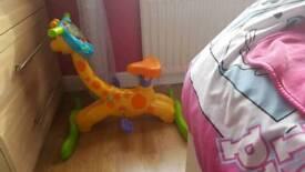 VTech bounce and Ride giraffe
