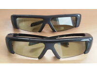 Samsung Battery Operated 3D Active Glasses