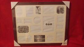 Frame for multiple photos 20cm x 16cm