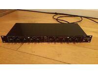 Drawmer DL221 Stereo Compressor / Limiter