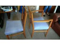 Retro Dining Room Chairs 6