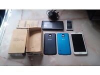 Samsung Galaxy S5 - Unlocked and Boxed + Accessorises