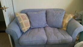 Sofa set - chabby chic - washable covers