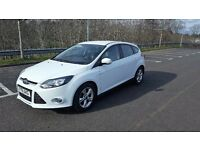 **2011 FORD FOCUS 1.6 ZETEC TDCI*£20 TAX P/A*F.S.H*FINANCE AVAILABLE*