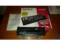 sony cdx-gt24 car stereo(no leads)