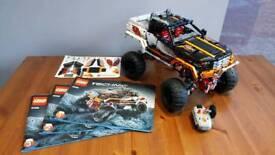 Lego Technic 9398 Rock Crawler