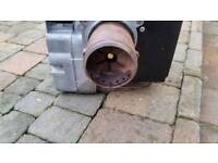 Riello RDB oil burner reconditioned