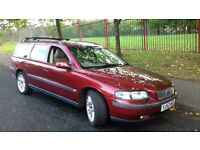Volvo V70 Estate 2002 Manual Petrol/LPG full Service History