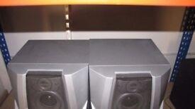AIWA SX-ZHT 730 3-WAY BASS REFLEX SPEAKERS