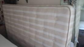 Double Hypnos orthopaedic mattress