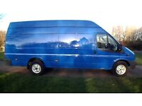 European Courier Service - Van going Europe From Cambridge to Near Suttgart, Germany Aprox 15th Dec