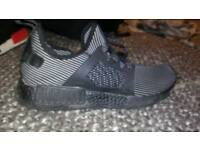 Adidas nmd xr1 triple black uk 9