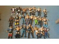 Wwe wrestler figures
