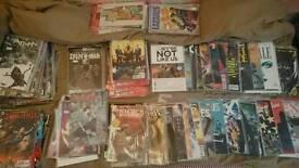 Comic book joblot 199 in total