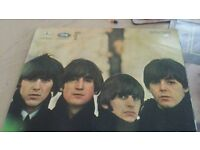 Beatles vinyl album