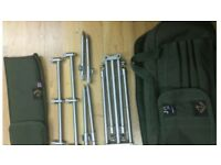 JAG 316 stainless carp fishing pod