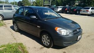 2010 Hyundai Accent GL AUTO,A/C**PAY $67.38 Bi-WEEKLY**$0 Down** Cambridge Kitchener Area image 8