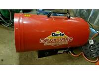 Devil 1850 heater
