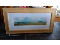 Large framed & mounted Limited Edition Ian Gray Prints