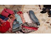 Girls clothes size 3to 4 and 4_5 yrs