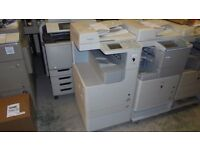 CANON IMAGERUNNER IR2525I BLACK & WHITE PHOTOCOPIER WITH DF AND CAB (X6 AVAILABLE NOW IN STOCK)
