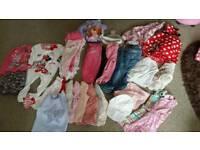 12 - 18months clothes bundle