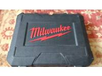 Milwaukee. M18 BPD-421C.CASE ONLY