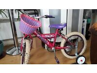Raleigh Dreamz girls bike