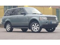 Land Rover Range Rover 3.0 Td6 Vogue 5dr ((FSH+W.MILEAGE+SAT NAV+SUNROOF ))