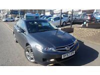 Honda Accord 2.2 i CTDi Sport 4dr 12 MONTH MOT/DRIVES EXCELLENT/BARGAIN