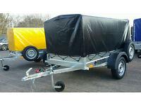 Box trailer Camping trailer 750kg