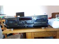 Technics cassette player