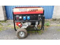 Wolf 5000W Generator