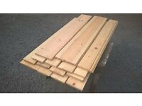 planed smooth timber ideal for shelves etc