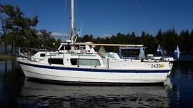 Project yacht for sale