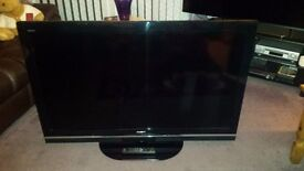 "Sony Bravia 52"" Full HD LCD TV"