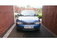 Audi a4 avant spares and repairs