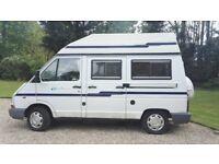 Renault Traffic Campervan for sale