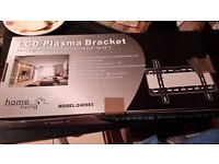 Lcd/plasma bracket