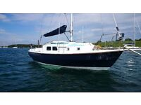 WESTERLY CENTAUR ONE OF THE LAST ONES BUILT, RECENT BETA DIESEL, £8850 ONO