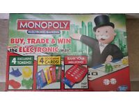 Monopoly Electronic Game Edition