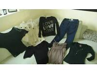 100% river island bundle size 10-12 lovely condition