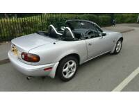 Mazda Eunos 1.6 CLEAN car. Mx5 import