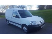 PEUGEOT PARTNER 1.6HDi 75bhp 600L Panel Van 1560cc Diesel - Very Well Looked After Runs Great & Tidy