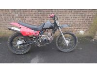 Kinroad GY50 Field Bike, Farm Bike, moto x, Road Registered