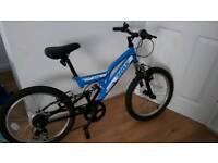 Trax tfs20 kids bike