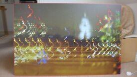 "Original wall art - image of ""St Pauls from a London bridge"""