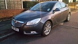 2012 vauxhall Insignia 1.8 i VVT 16v Exclusiv 5dr - LPG/Low Mileage/HPI Clear/Leather