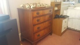 Reproduction chest of drawers for collection only from Strood, Kent on Friday 8th December